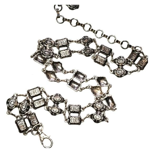 Vintage Accessories - Bohemian Chain Belt